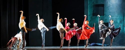 Giulietta e Romeo del Balletto di Roma al Teatro Vittoria di Roma dal 9 al 14 aprile