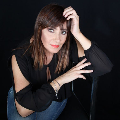 Giuseppina Torre in concerto a Milano, nell'ambito di Piano City, nel Cortile della Rocchetta del Castello Sforzesco