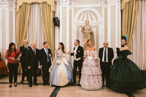 Gran Ballo di Primavera con Giorgia Ferrero e Luca Avallone