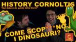 """History Cornoltis, da lunedì 8 Aprile su YouTube con la nuova serie """"Nel didietro le quinte della Storia"""" una produzione originale Cornoltis © solo su Cornoltis Channel"""