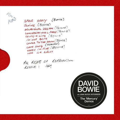 """Il cofanetto """"Mercury Demos"""" con le registrazioni inedite di David Bowie in uscita su etichetta Parlophone il 28 giugno"""