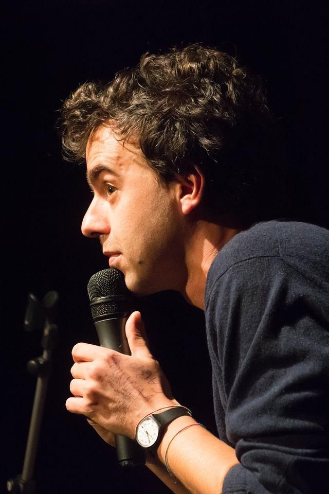 Luca Ravenna in LIVE SHOW all'OFF/OFF Theatre di Roma