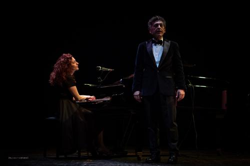 Lunghi applausi al Teatro Savio di Messina per Ninni Bruschetta e Cettina Donato