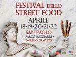 Pasqua e Pasquetta a San Paolo a Roma con il Festival Street Food