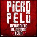 """Piero Pelù torna live in Italia con """"Benvenuto Al Mondo Tour"""", una serie di concerti carichi di energia"""