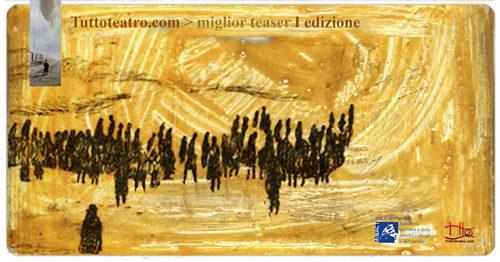 Premio Tuttoteatro.com miglior teaser, iscrizioni entro il 30 aprile