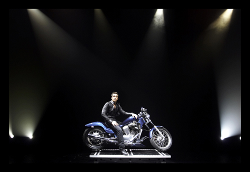 Real Illusion 2019, one man show di Gaetano Triggiano in scena al Teatro Brancaccio di Roma