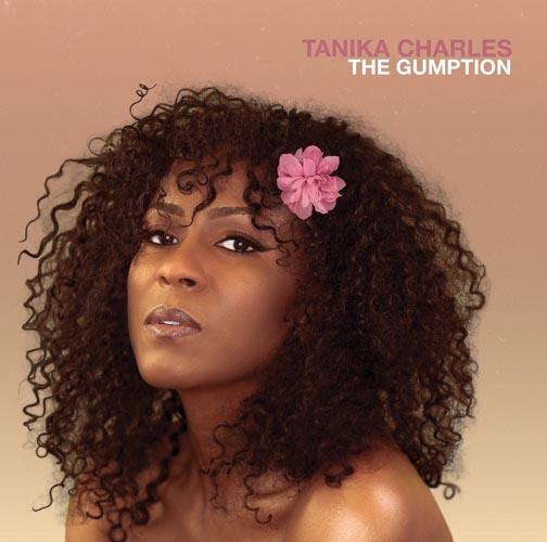 """Record Kicks presenta """"The Gumption"""", il nuovo e attesissimo album della stella soul canadese Tanika Charles"""