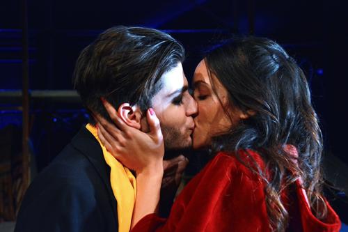 Romeo l'ultrà e Giulietta l'irriducibile. Storia d'amore e tifo con tragedia finale
