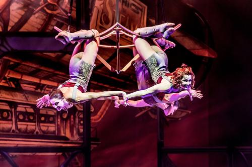 """""""STEAM"""", l'ultima sfida acrobatica dei Sonics, al Teatro Olimpico di Roma"""