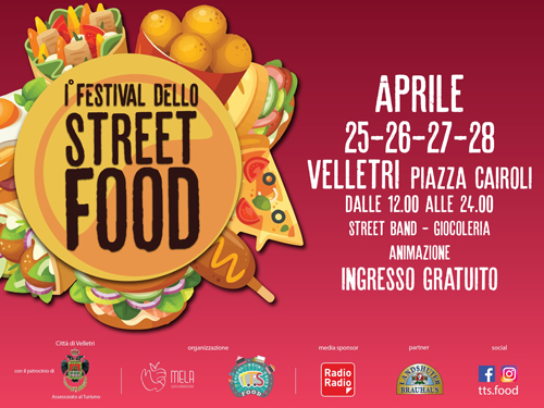 Velletri Festival Street Food