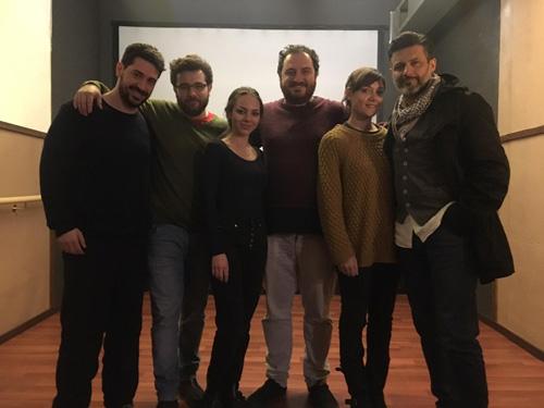 """Ipnotica produzioni al lavoro per il film """"La scelta giusta"""" di Andrea D'Emilio"""