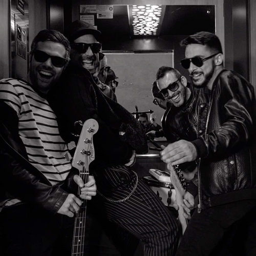 """""""Bionda"""", il nuovo singolo e videoclip dei Skaosss da mercoledì 10 aprile sul canale YouTube della band. Prima anticipazione dall'album d'esordio """"Ci trovi sulla Playa"""""""