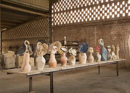Al Mic Faenza la prima antologica dedicata alla ceramica di Miquel Barceló