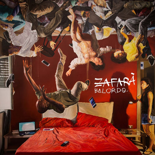 Balordo, il primo album del cantautore siciliano Zafarà