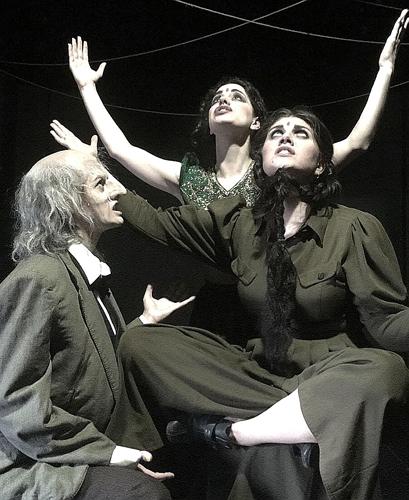 Bhaghavar Krishna, al Teatro l'Avogaria di Venezia uno spettacolo tra spiritualismo Indù e filosofia ebraica