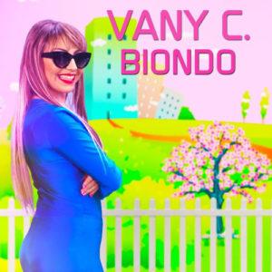 """""""Biondo"""", il nuovo brano di Vany C."""