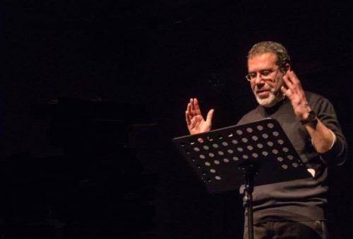 Al teatro a l'Avogaria di Venezia un corso per comunicare con la voce con il regista e attore teatrale Angelo Callipo