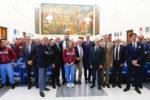 Cerimonia al CONI per Livio Berruti