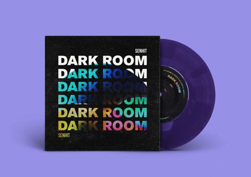 """E' uscito il 45 giri del nuovo singolo """"Dark Room"""" di Senhit"""