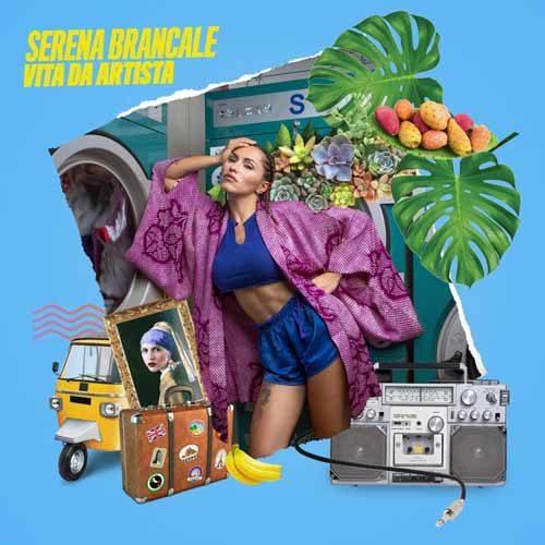 """E' uscito """"Vita d'artista"""", il nuovo disco di Serena Brancale"""