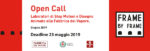 Frame by Frame, è online l'Open Call