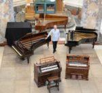I concerti dell'Accademia Degli Sfaccendati a Palazzo Chigi di Ariccia