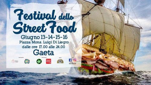Il Festival Street Food approda a Gaeta