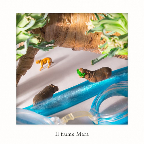 Il Fiume Mara, il singolo estratto dal primo app-album italiano