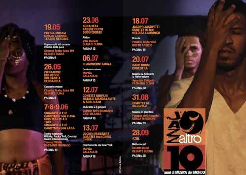 """JAZZaltro, Pieranunzi, Ceccarelli, Dulbecco e Bulgarelli, quartetto """"all stars"""" a Olgiate Olona con Simona Severini special guest"""