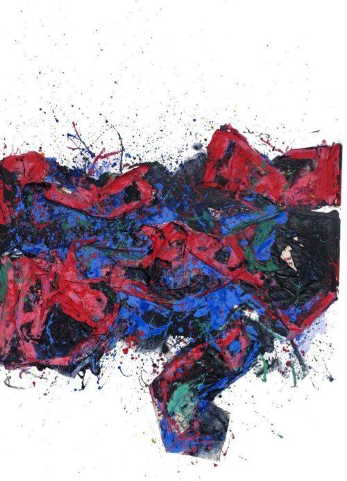 La forza del colore, la mostra di Jean François Migno al Museo Civico Medievale di Bologna