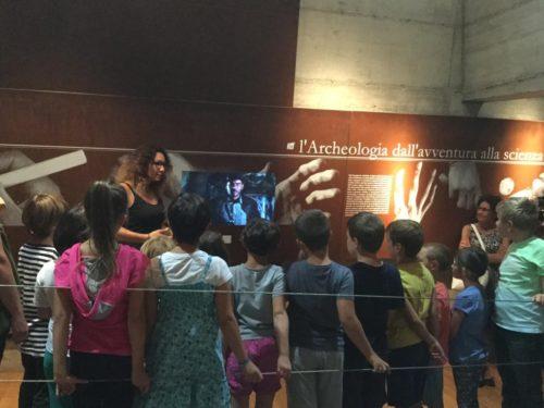 Kid Pass Days al Museo Retico e al Museo delle Palafitte