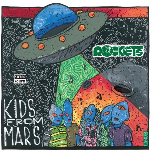 """I Rockets tornano con """"Kids from Mars"""" il singolo che anticipa il nuovo album """"Wonderland"""", in uscita il 24 maggio"""