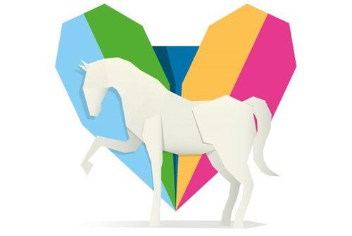"""""""Siamo a Cavallo!"""" il laboratorio e l'incontro con la pattuglia a cavallo della Polizia di Stato alla Casina di Raffaello di Roma"""