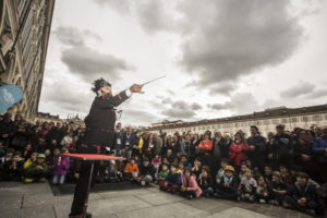 Al Masters of Magic, mondiale di magia in Italia, eletto il campione mondiale di street magic