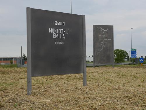 Massimiliano Galliani rende onore alla storia di Montecchio Emilia