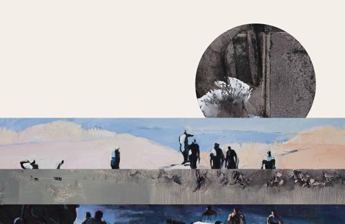 Un critico irregolare in mostra – Paesaggi umani, la mostra all'Accademia delle Belle Arti di Roma