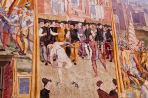 Alessandro Scarabello porta la sua arte a Castiglione del Lago