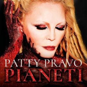 Pianeti, il secondo singolo estratto dal nuovo album di Patty Pravo