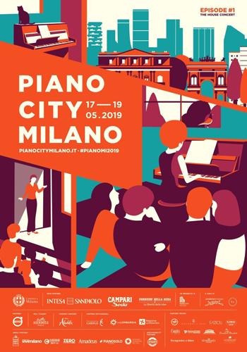 Piano City Milano 2019, il luogo dove la musica incontra il sociale. Al via da oggi le prenotazioni per i concerti a posti limitati