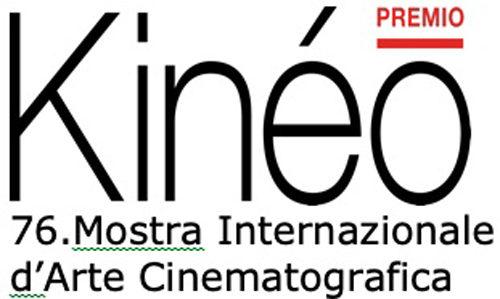 Venezia 76. Premio Kinéo. Edizione Speciale Green&Blu Project con Sveva Alviti come madrina
