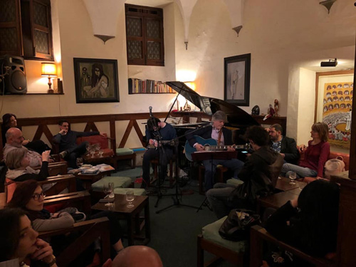 Penultimo appuntamento con la rassegna musicale Vent'anni e non sentirli con Go_Dex Quartet di Pasquale Iannarella