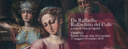 Vittorio Sgarbi inaugura Da Raffaello. Raffaellino del Colle ad Urbino