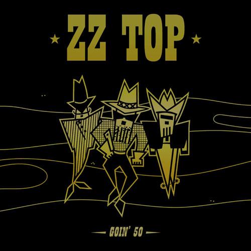 ZZ Top Are GOIN' 50, la nuova raccolta di 50 brani Goin' 50 spazia nell'intera carriera del Trio del Texas