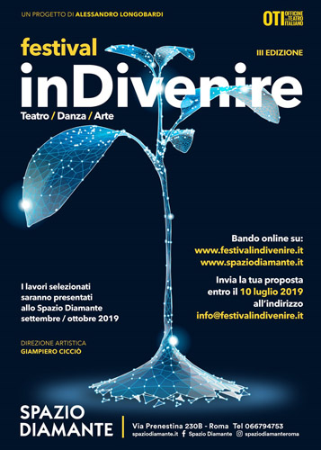 Festival inDivenire, è aperto il Bando di Partecipazione alla terza edizione