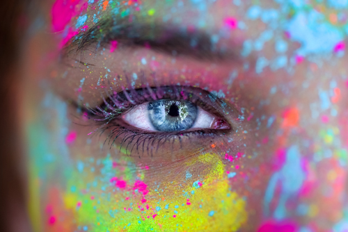 Al Carroponte c'è HOLI - Il Festival dei colori