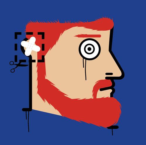 I want to be an artist, la mostra di IABO alla Galleria Rosso20sette arte contemporanea di Roma