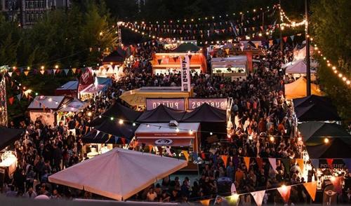 Al Carroponte ritorna lo Street Food Festival, coi djset di Nicola Fasano,