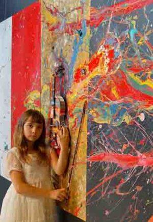 Lunga Vita Festival incontra l'artista Aelita Andre