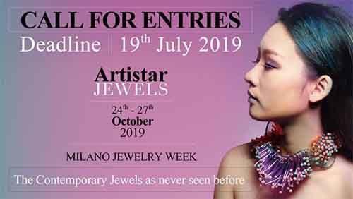 Aperte le selezioni per la settima edizione di Artistar Jewels